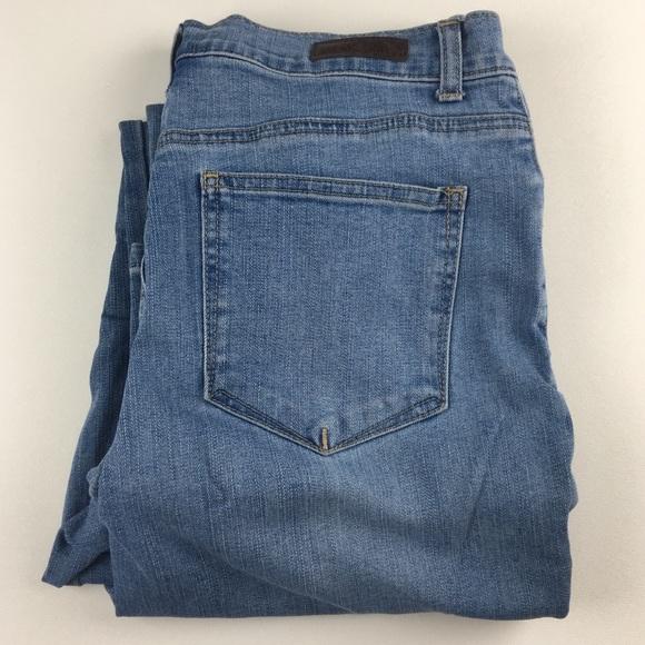 c98cbfd3 Lee Denim - Lee Women's 12 Medium Denim Blue Classic Jeans